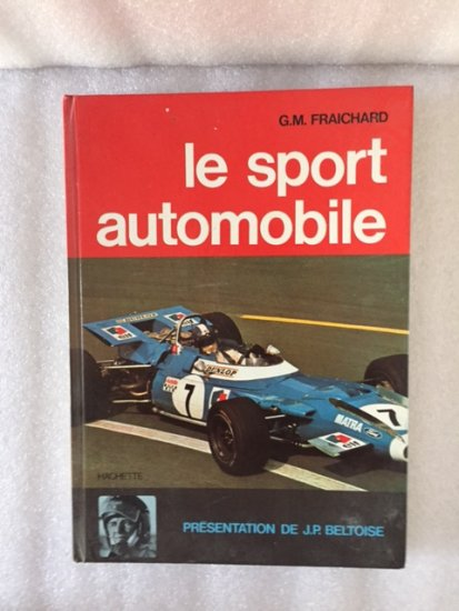 Le sport automobile French book ...