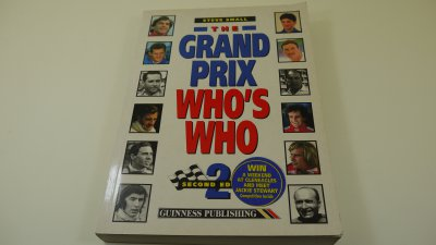 The Grand Prix Whos Who  Second ...