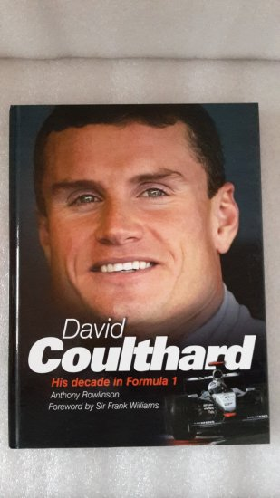 David Coulthard His Decade in ...