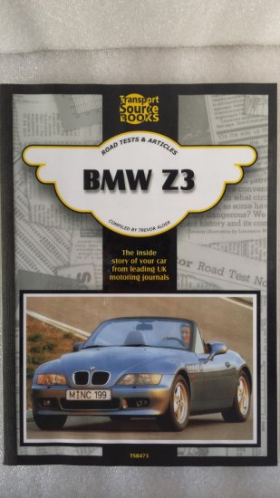 BMW Z3 Road tests & articles This ...