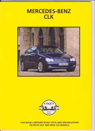 Mercedes-Benz CLK This book ...