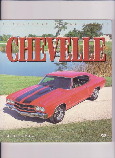 Chevelle English book published by ...