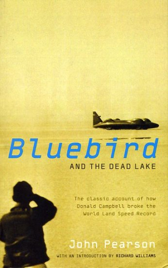 Bluebird and the dead lake ...