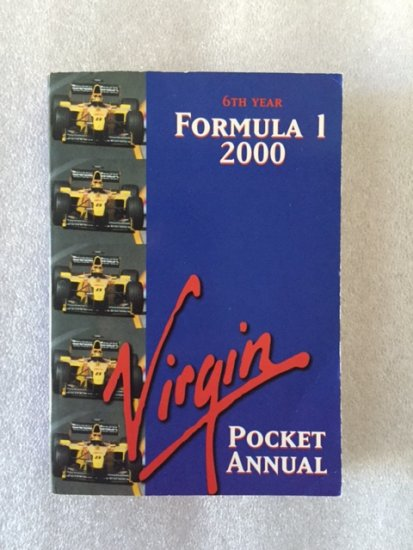 Formula 1 2000 Virgin Pocket ...