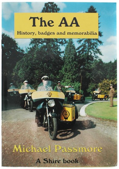 The AA history, badges and ...