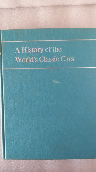 A History of the Worlds Classic ...