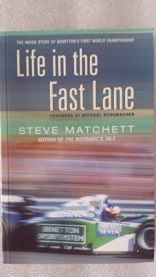 Life in the fast lane LIbro in ...