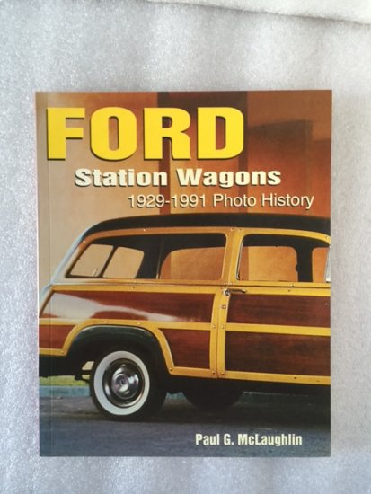 Ford Station Wagon 1929-1991 Photo ...