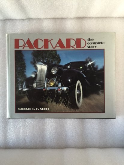Packard the complete story English ...