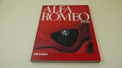 Alfa Romeo File Libro in ...