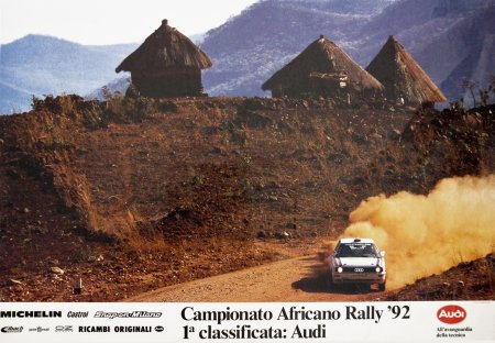 Rally African Championship 1992