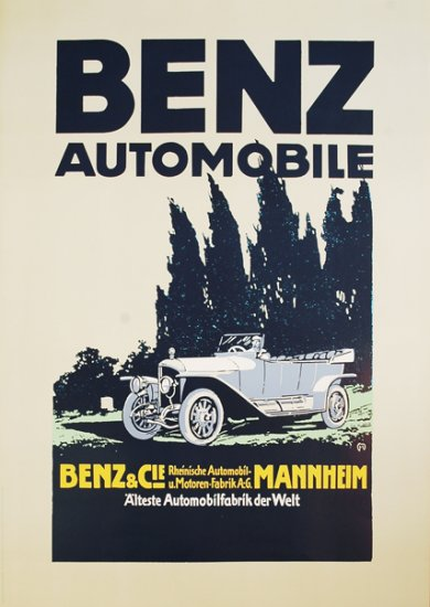 Benz Automobile Benz Automobilie, ...