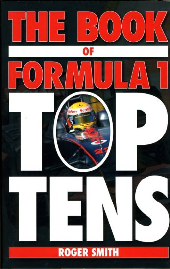 The Book of Formula 1 - Top Tens