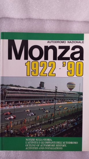 Monza 1922 - 90 News about the ...