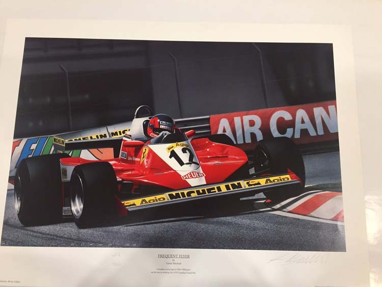 Frequent Flyer - Gilles Villeneuve ...