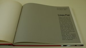 Linea Fiat Photo book about ...