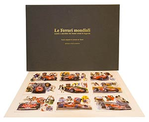 Le Ferrari Mondiali: nine tables ...